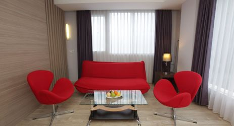 You will feel living when you stay with us