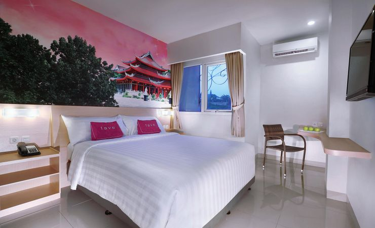 suitable room for family when visit to Semarang