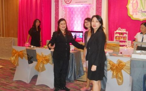 Favehotel LTC Glodok - Jakarta host Wedding Exhibition