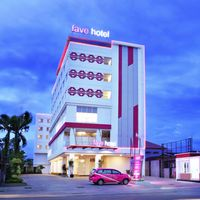 Sophisticated hotel in the center of Padang