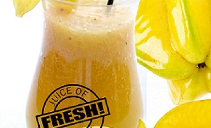 healthy juice carambola high blood pressure lower