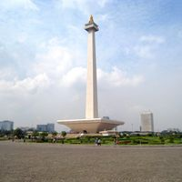 The National Monument (Monas)