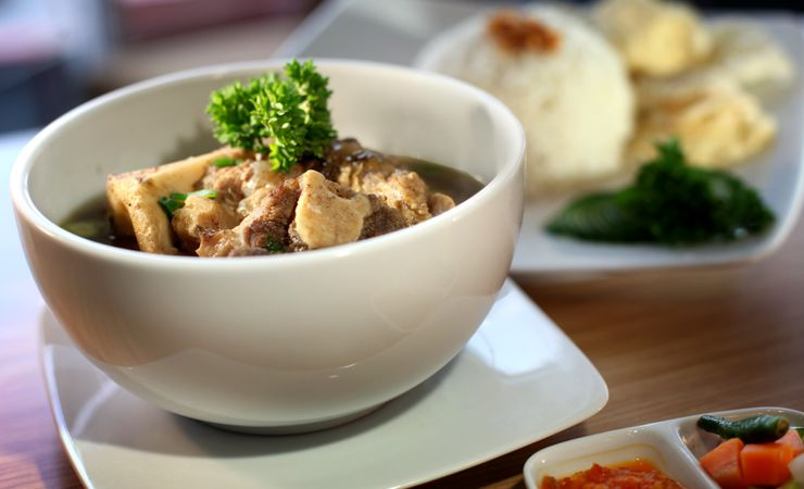 Try our favorite menu at Tawang resto in hotel at Central jakarta