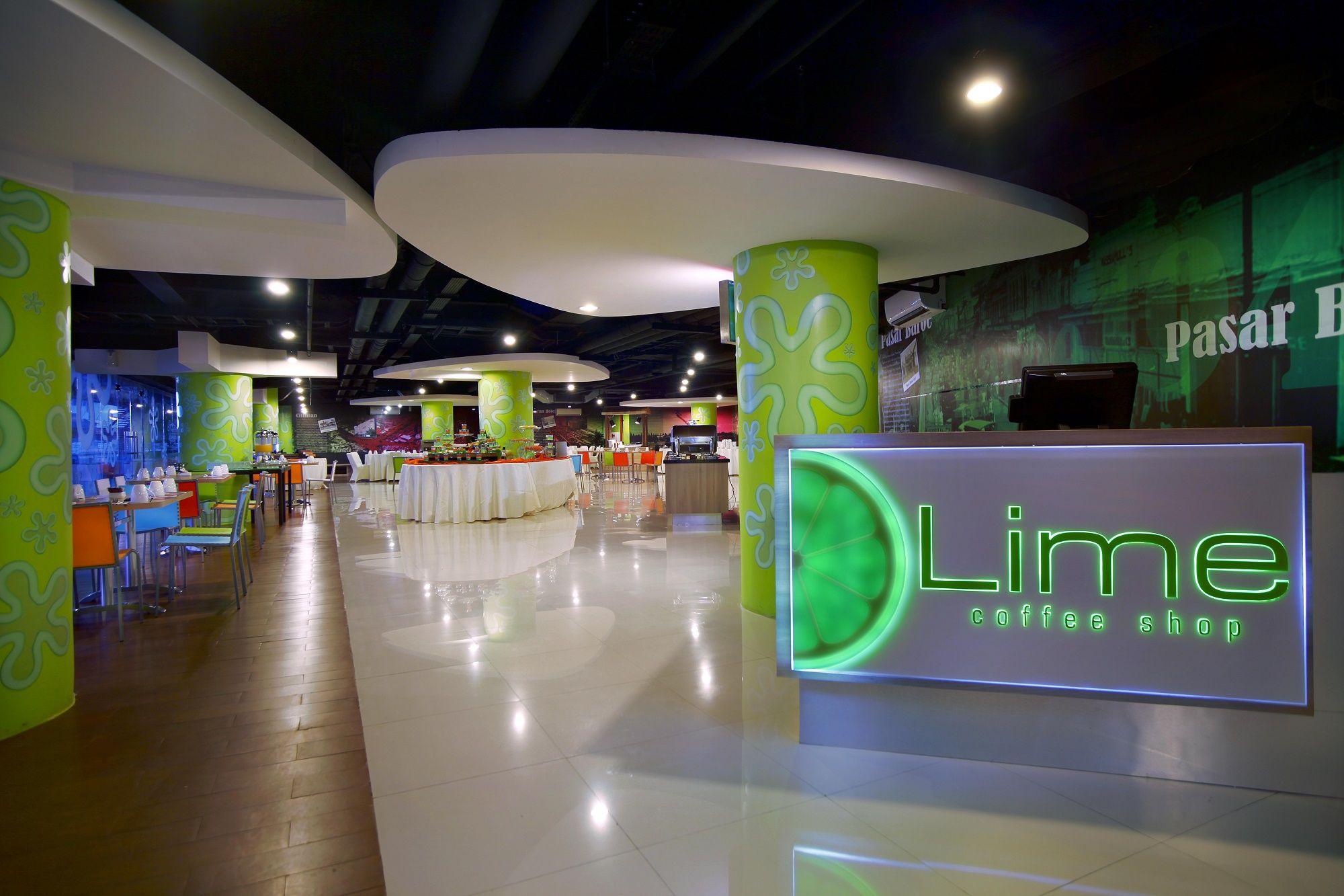 Lime Coffee Shop