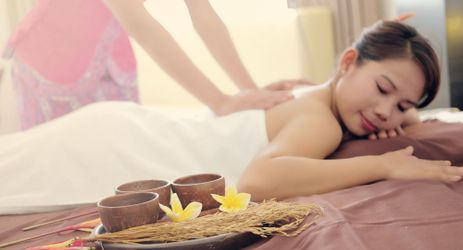 You can enjoy relax time with a good treatments