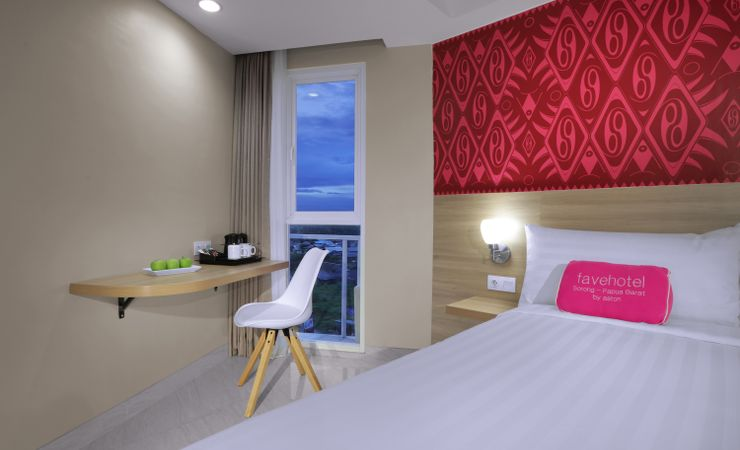 favehotel Sorong Superior Double Room