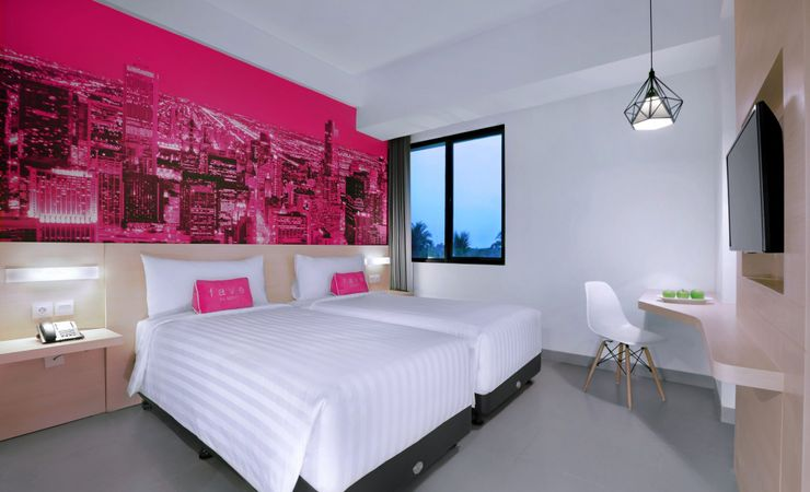 modern stylish guest rooms featuring with high quality amenities expected from an aston standard facilities