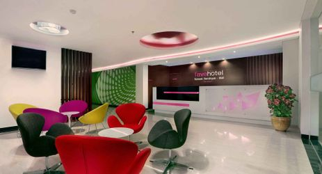 With the colorful concept to make sure that your stay in Seminyak will be fun and fresh ambiance