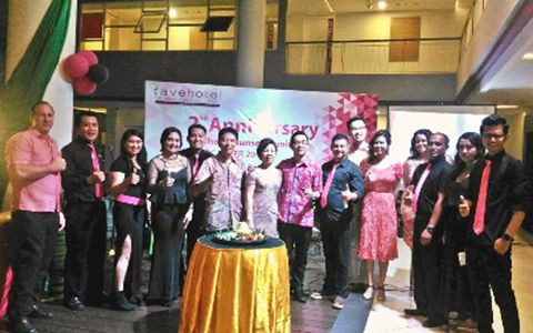 Mural Launching Enliven The Black and Pink Party