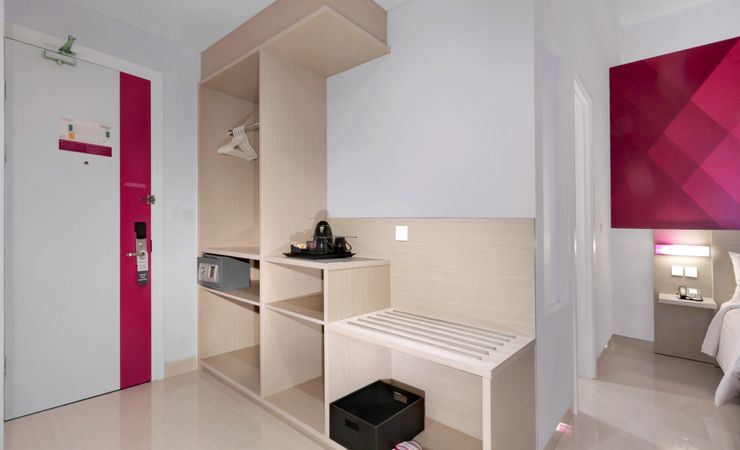 Deluxe Room are equipped with modern amenities designed for your comfort