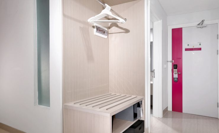 Superior Room are equipped with modern amenities designed for your comfort