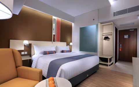 The First Harper Hotel in Palembang
