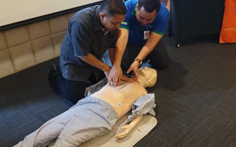 CPR Training as a Preventive Action