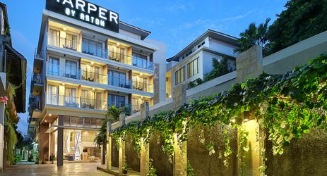 Located on the hype area of Kuta, Bali, a perfect accommodation for holiday in Bali