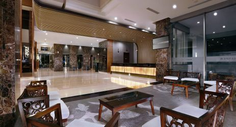 Rustic yet infused modern and cozy design, HARPER Mangkubumi is an extraordinary place for business and leisure purpose in Yogyakarta