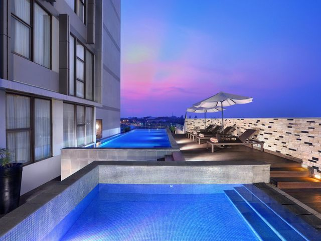 Harper mangkubumi facilities services for Swimming pool service software