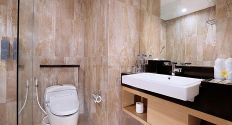Junior Suite Room Bathroom