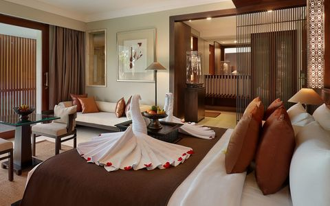 Honeymoon package at Suite Room with balcony