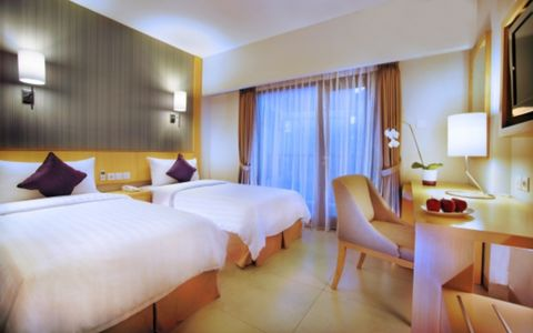 Honeymoon Package at Superior Room